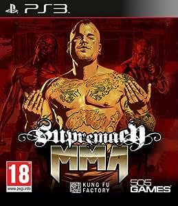 Supremacy MMA [Importación Inglesa]