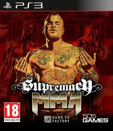Games Supremacy MMA
