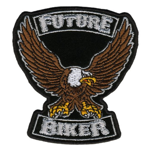 Future Biker Kid's Patch