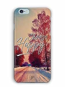 YuBingo Choose Happy Designer Mobile Case Back Cover for Apple iPhone 6