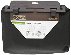Mountain Buggy Urban Jungle/Terrain Storm Cover, Clear