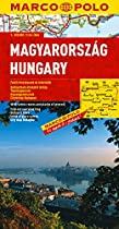Hungary Marco Polo Map (Marco Polo Atlases (Multilingual))