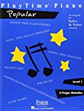 PlayTime  Popular: Level 1 (Playtime Piano)