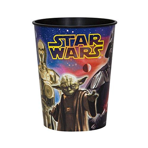 Star Wars 16oz Plastic Cup - 1
