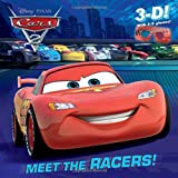 Billy Wrecks Meet the Racers! [With 3-D Glasses] (Cars 2)