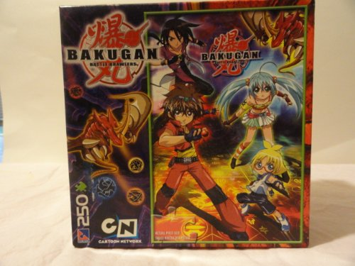 Bakugan Battle Brawlers 250 pc Puzzle