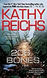 206 Bones: A Novel (Temperance Brennan)