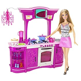 Barbie Glam Vacation House Furniture Complet Sets New Ebay