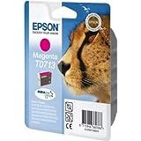 Epson T0713 Cartouche d'encre Magenta