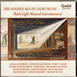 Various That's Light Musical Entertainment