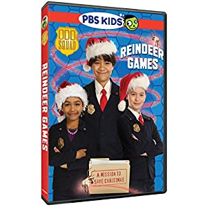 Odd Squad: Reindeer Games by PBS (DIRECT)