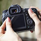 Expert Shield - THE Crystal Clear Screen Protector for: Canon EOS 70D *Lifetime Guarantee*