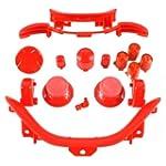 Red Custom XBox 360 Controller Button...