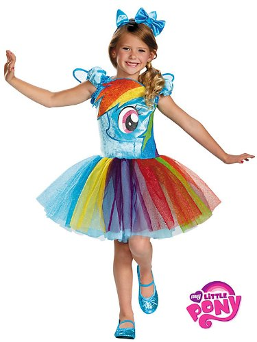 My Lil' Pony Rainbow Dash Tutu Costume