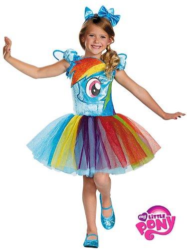 My Lil' Pony Rainbow Dash Tutu Costume
