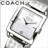 [コーチ]COACH レディース 時計 Legacy Bangle (レガシー バングル) シルバー【14501731】 [並行輸入品]