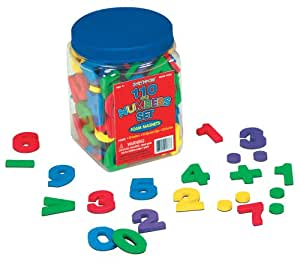 Smethport 110 Foam Magnetic Numbers Set