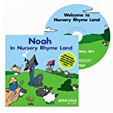 Barafundle Personalised Story CD Noah in Nursery Rhyme Land