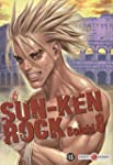 SUN-KEN ROCK T.08 + BADGE