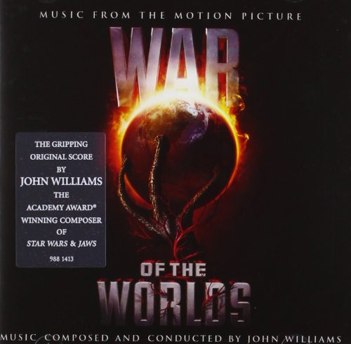 War of the Worlds [Music from the Motion Picture] by John Williams