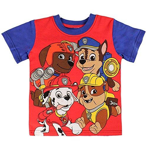 Camiseta-Patrulla-Canina-Paw-Patrol-Roja-5