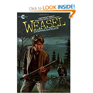 Weasel: Cynthia DeFelice: 9780380713585: Amazon.com: Books