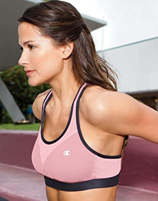 Champion Double Dry+TM Spot ComfortTM High-Support Sports Bra # 7917