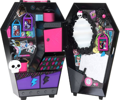Monster High Fang-Tastic Locker (Frankie Monster High Pictures)