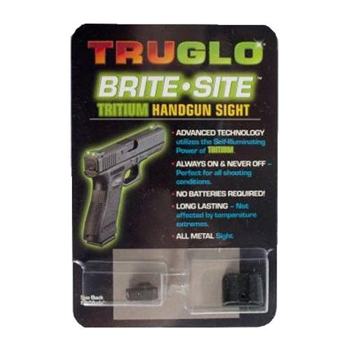 Why Choose Truglo Tritium Handgun Sight Set - Glock 42/43