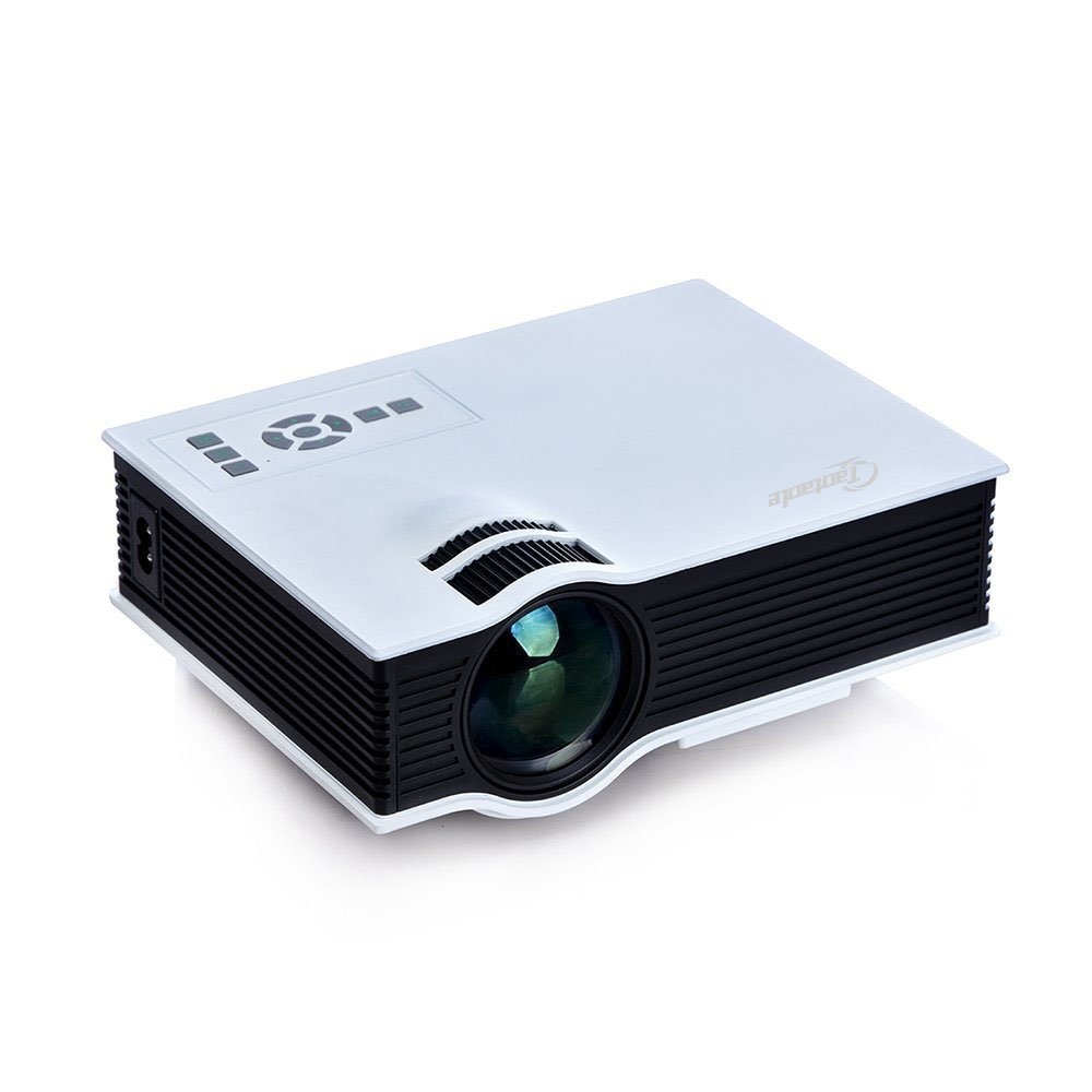 Taotaole Multi-media Mini 800 Lumens Portable LED Projection Micro Home Theater Projector
