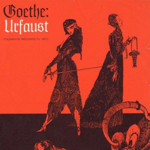 Goethe S Urfaust [in German]