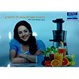 KENT COLD PRESSED JUICER - KC-SJ502