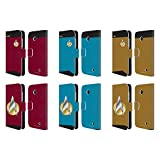 Official Star Trek Uniforms And Badges TNG Leather Book Wallet Case Cover For Nokia Lumia 630