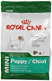 Royal Canin Mini Puppy Dry Dog Food, 2.5-Pound Bag