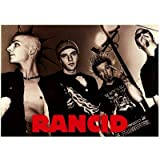 Rancid - Music Poster - 24 X 36