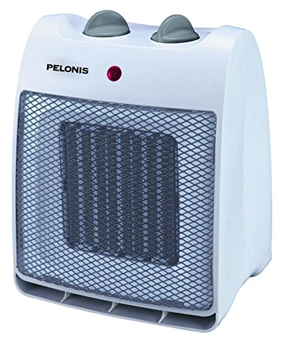 Pelonis NT20-12D Ceramic Safeness Furnace, 1500-watt, White
