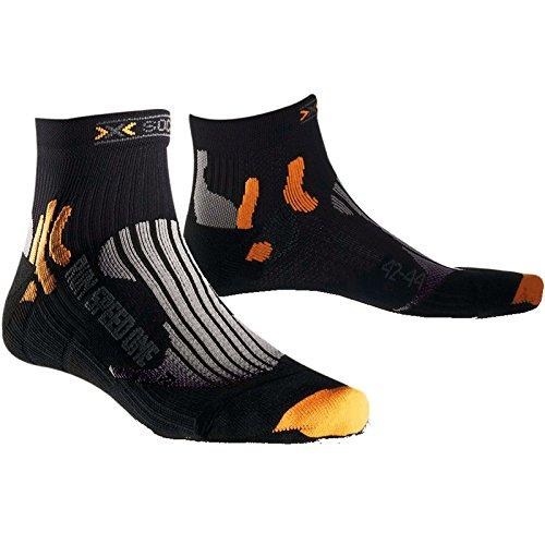X-Socks Speed One Socks Black / Grey