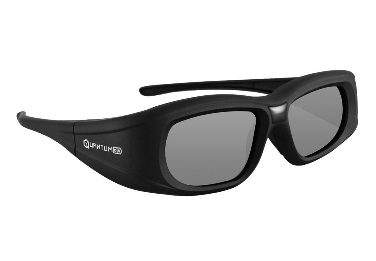 Compatible Epson G5 Universal 3D Glasses by Quantum 3D