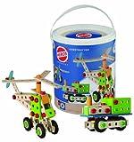 Toy - Heros 100039030 - Constructor Kinderspiel, 120-teilig