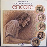 JOHN COATES JR POCONO FRIENDS ENCORE vinyl record