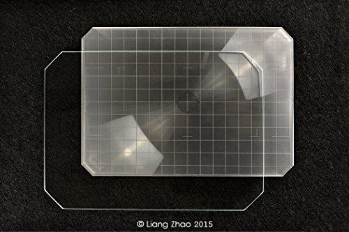 yanke i57-cm intenscreen (de type B) Mise Kit écran pour appareil photo 5x 7Chamonix?; 174.0x 123.0x 1.0mm