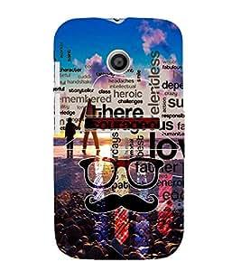 Hero Heroic Dad Cute Fashion 3D Hard Polycarbonate Designer Back Case Cover for Motorola Moto E (1st Gen) :: Motorola Moto E XT1021 :: Motorola Moto E Dual SIM :: Motorola Moto E Dual SIM XT1022 :: Motorola Moto E Dual TV XT1025
