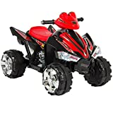 Best Choice Products Kids Ride On ATV Quad 4 Wheeler 12V...