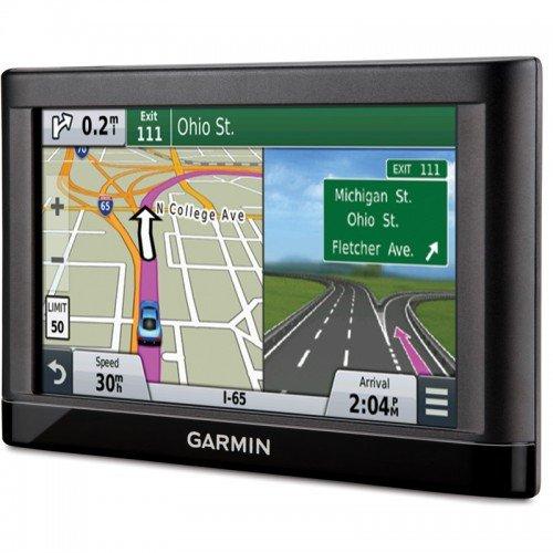 Garmin NÜVI 65LM GPS Eléments Dédiés à la Navigation Embarquée Europe Fixe, 16:9