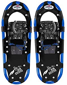 RedFeather Men's HIKE Recreational Series Snowshoes with