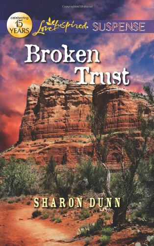 Image of Broken Trust (Love Inspired Suspense)