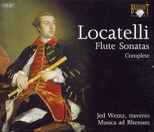 Locatelli: Complete Flute Sonatas