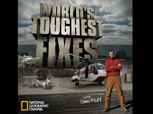 World's Toughest Fixes Season 1