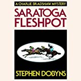 img - for Saratoga Fleshpot: A Charlie Bradshaw Mystery, Book 9 book / textbook / text book