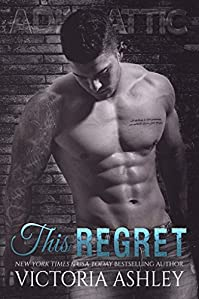 This Regret by Victoria Ashley ebook deal